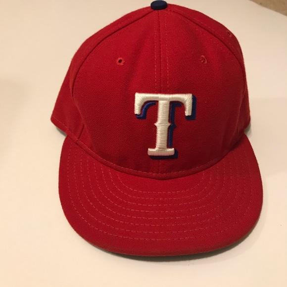 New Era Other - NICE Texas Rangers MLB Major League Baseball 7 5/8